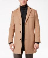 Tasso Elba Men's Wool Blend Top Coat, Only at Macy's