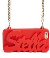 Stella McCartney 'Stella' iPhone 6 & 6s Crossbody Chain Case