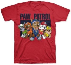 JEM Nickelodeon's Paw Patrol-Print Cotton T-Shirt, Little Boys