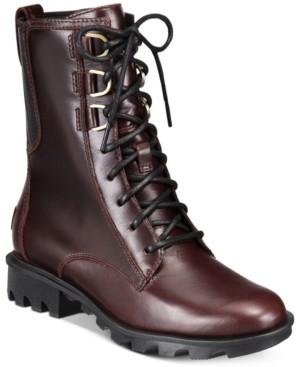 Sorel Women's Phoenix Lace-Up Boots Women's Shoes