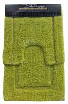 2 Piece Spa Bath Mat Set