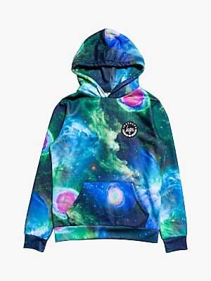 Hype Boys' Cosmic Vision Hoodie, Blue/Multi