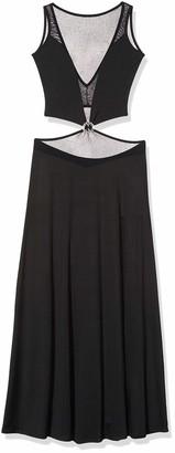 Mapale Women's Long Gown Lingerie Set