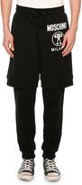 Moschino Logo Sweatpants with Shorts