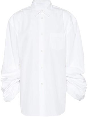 Junya Watanabe Cotton-blend shirt