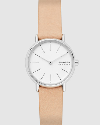 Skagen Signatur Pink Analogue Watch