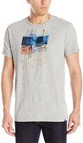 Nautica Men's Collage Graphic T-Shirt