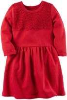 Carter's French Terry Dress