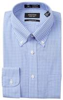 Nordstrom Smartcare(TM) Plaid Traditional Fit Dress Shirt