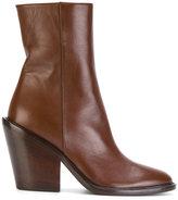 A.F.Vandevorst heeled ankle boots