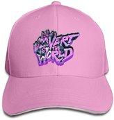 Wiqfz98hcy Unisex Lil Uzi Vert Durable Adjustable Sandwich Peaked Baseball Cap/Hat
