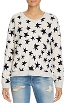 Scotch & Soda Star Print Sweatshirt