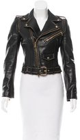 Alexander McQueen Studded Leather Jacket