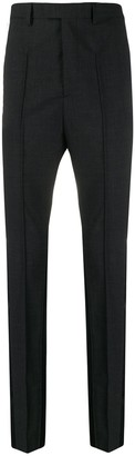 Les Hommes Tailored Dropped Crotch Trousers