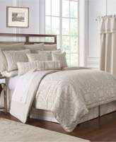 Waterford Lancaster 4-Pc. California King Comforter Set