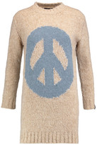 Love Moschino Jacquard-Knit Sweater