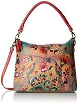 Anuschka Convertible Shoulder Bag Turkish Pottery