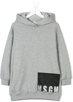 MSGM hooded sweatshirt