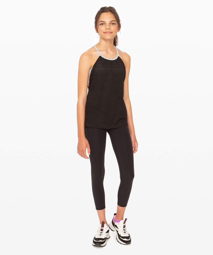 Lululemon Two Be One Tank - Girls