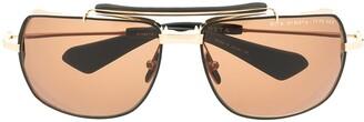 Dita Eyewear Square Frame Glasses