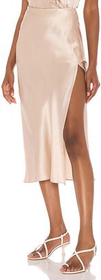 Amanda Uprichard Ludlow Slit Skirt