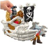 Fisher-Price Imaginext Billy Bones' Boat Action Figure