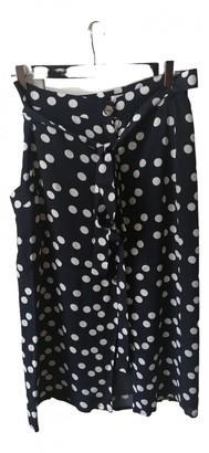 N. \n Navy Skirt for Women
