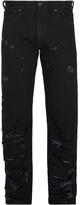 Vivienne Westwood Harris Jeans Black Denim Size 28