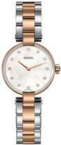 Rado Coupole Quartz Stainless Steel Watch