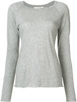 Nili Lotan fitted top - women - Cotton/Modal - XS