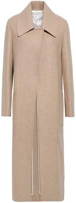 Victoria Beckham Wool And Cashmere-felt Coat