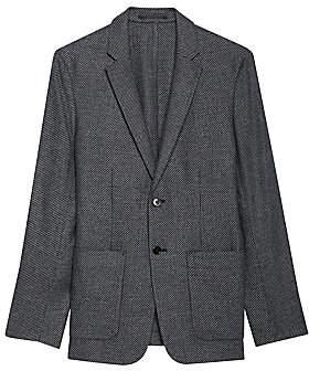 Theory Men's Dawson Wool-Blend Single-Breasted Jacket