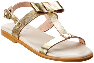 Jacadi Paris Leather Sandal
