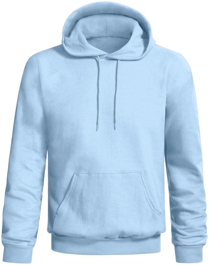 Hanes Comfort-Blend Fleece Hoodie (For Men and Women)