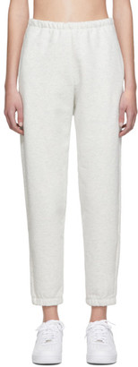 Gil Rodriguez Grey Beachwood Lounge Pants