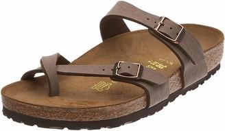 Birkenstock MAYARI Birko-Flor Nubuck Womens Flip Flop Sandals