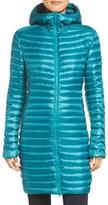 Arc'teryx Women's 'Nuri' Hooded Water Resistant Down Coat