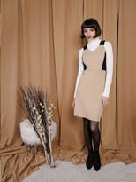 Sylvie Dress - Camel