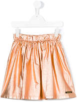 Finger In The Nose 'Power' metallic skirt