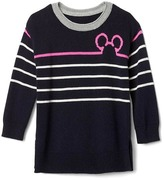 Gap babyGap | Disney Baby Mickey Mouse stripe sweater tunic