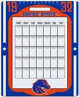 Boise State Broncos Dry Erase Calendar