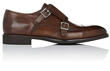 41ac3fc28bb5 Double Monk Strap Brown