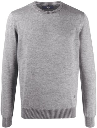 Fay Everyday Crew Neck Jumper