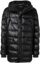 Dolce & Gabbana hooded padded coat