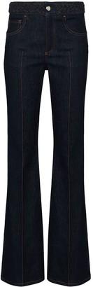 Chloé Flare High-Waist Jeans