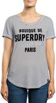 Superdry Parisian Stripe Tee