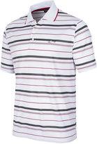Greg Norman For Tasso Elba Men's Multi-Stripe Polo, Only at Macy's