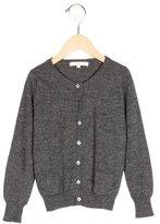 Caramel Baby & Child Girls' Wool & Cashmere-Blend Cardigan
