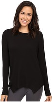 Yummie by Heather Thomson Waffle Knit Long Sleeve Top