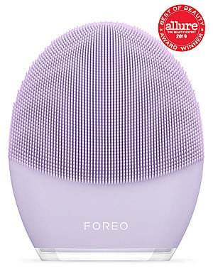 Foreo Women's LUNA 3 Facial Cleansing & Firming Massage Device - Combination